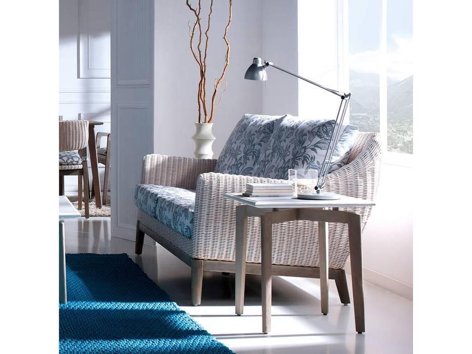 Joenfa: Amaris: диван  (rattan solid white)