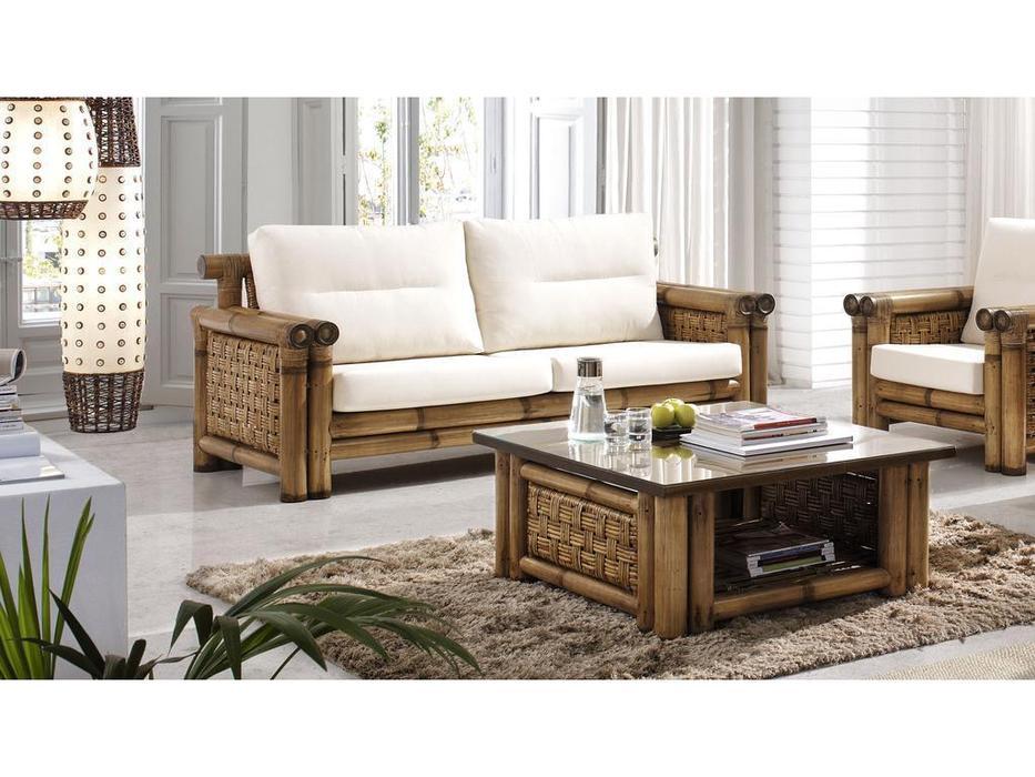 Joenfa: Samaya: стол журнальный  (bamboo)