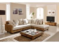 Joenfa: Tsu: диван угловой  (bamboo)