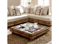 Joenfa: Tsu: стол журнальный  (bamboo)