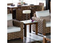 Joenfa: Porto Cristo: стол кофейный  (mahogany light brown)