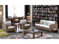Joenfa: Porto Cristo: комплект мягкой мебели (abaca nat. A)
