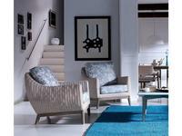 Joenfa: Amaris: кресло  (rattan solid white)