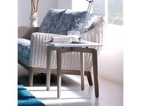 Joenfa: Yvonne: стол кофейный  (solid white)