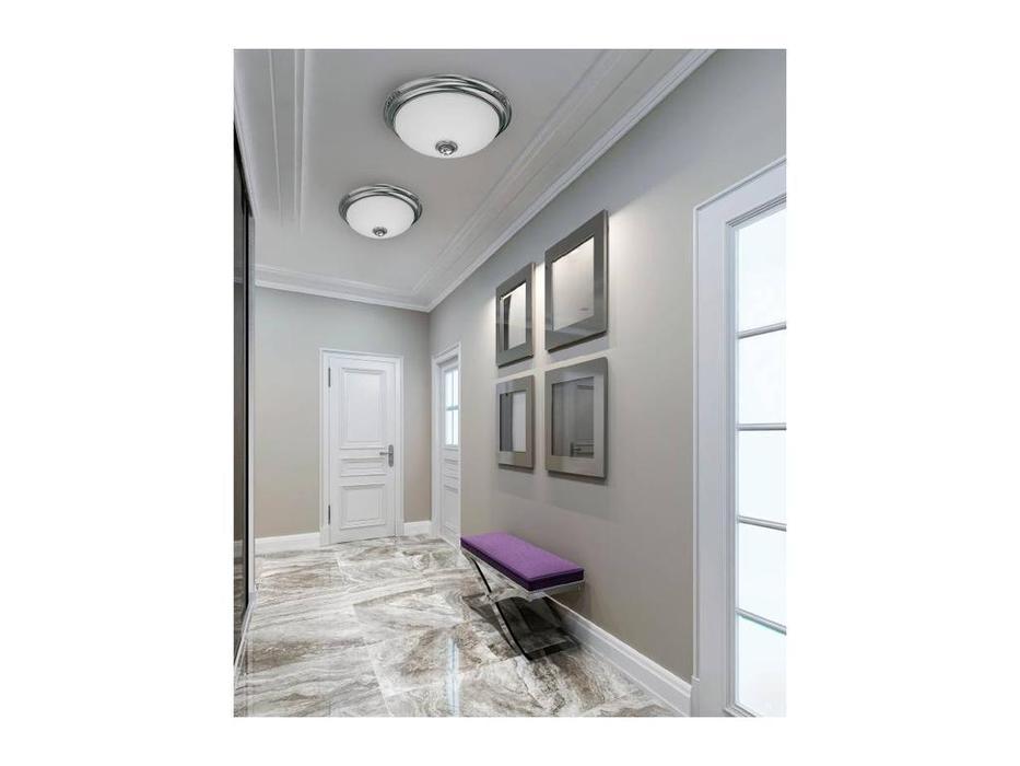Kutek: Bellagio: люстра потолочная  (никель)