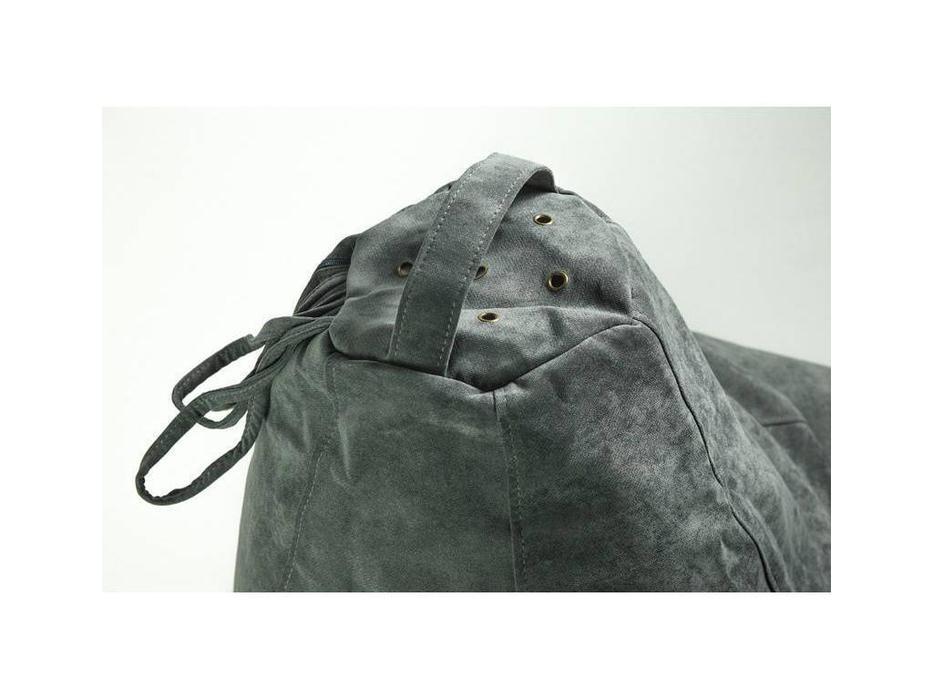 Aquarell: кресло-мешок Aquarell ash (серый)