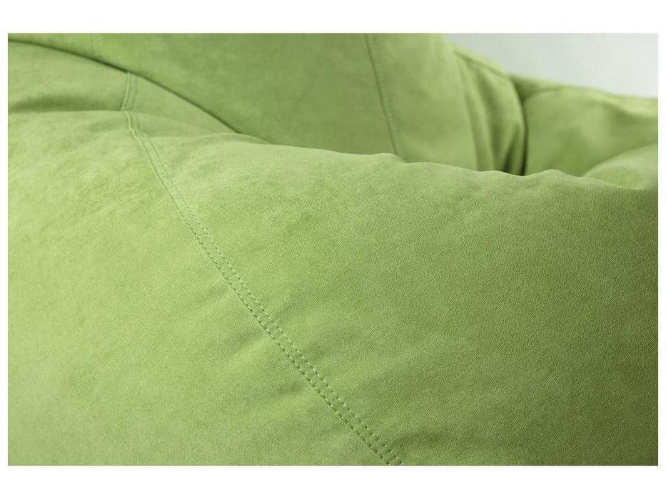 Aquarell: кресло-мешок Aquarell apple (светло-зелёный)