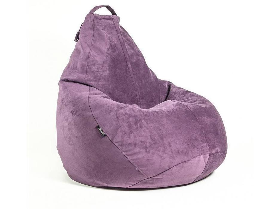 Aquarell: кресло-мешок Aquarell purple (фиолетовый)