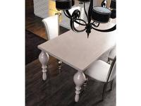 Corte Zari: Zoe: стол обеденный  (rovere sabbiato)