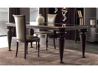 Corte Zari: Orione: стол обеденный  (effetto ruggine)