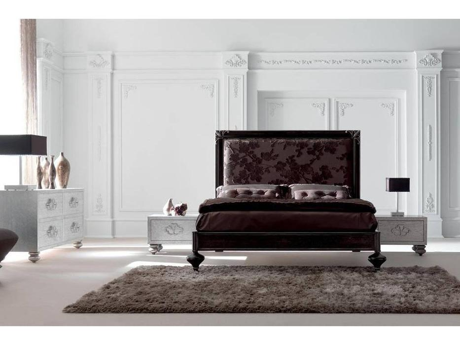 Corte Zari: Linda: кровать 165х190  (cioccolato)