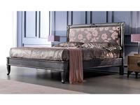 Corte Zari: Clara: кровать 165х190  (ferro naturale)