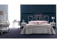 Corte Zari: Ester: кровать 165х190  (rosa)