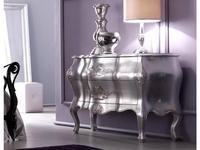 Corte Zari: Antea: комод  (foglia argento)