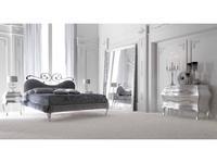 Corte Zari: Maya: спальная комната (foglia argento lucida)