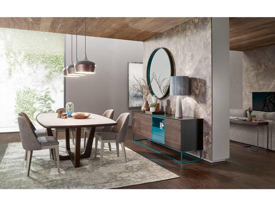Vanguard Concept: Istanbul: гостиная (шпон темный дуб, лак матовый)