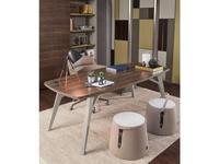 Vanguard Concept: Istanbul: стол Alva (шпон темный эвкалипт, лак матовый)