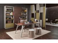 Vanguard Concept: Istanbul: кабинет (шпон темный эвкалипт, лак матовый)