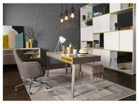 Vanguard: Bristol: стол письменный (лак матовый)