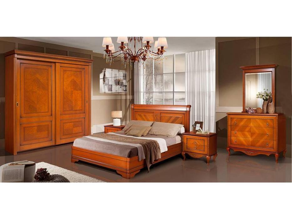 БМ: Неаполь: спальная комната (янтарь)