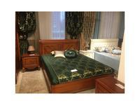 Liberty: Палермо: кровать 180х200 без изножья  (янтарь)