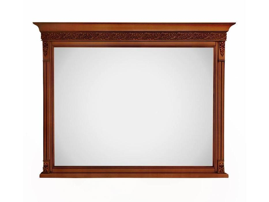 Liberty: Неаполь: зеркало настенное  (янтарь)