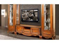 БМ: Неаполь: тумба под телевизор  (янтарь)