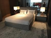 Vanguard Concept: Zurich: кровать 160х200 Paris (ткань)