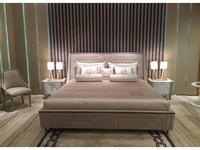 Fertini: Tuscany: кровать Florence 180х200  (набук)