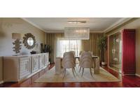 Fertini: Collier: гостиная комната (набук, золотая фольга, мрамор)