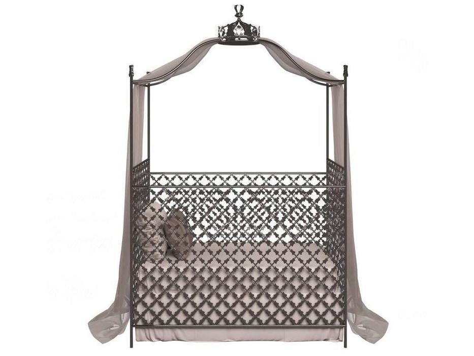 Fertini: Baby: кровать детская  (серебро)