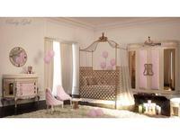 Fertini: Baby: детская комната (золото, розовый)
