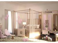 Fertini: Baby: кровать  (золото)