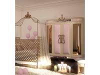 Fertini: Baby: шкаф  (розовый)