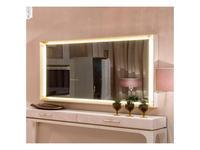 Aleal: Prestige: зеркало навесное  (латунь)