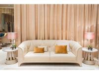 Aleal: Prestige: диван 2-х местный (ткань)