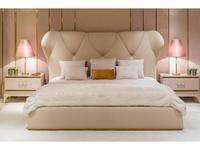 Aleal: Prestige: кровать 160х200  (ткань)