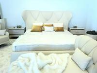 Aleal: Prestige: кровать 180х200  (ткань)