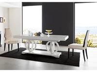 Mocape: Heritage: стол обеденный  180см (белый)