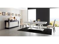 Mocape: Heritage: гостиная (белый, черный)