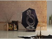 Alma de Luce: O Pensador: витрина 2-х дверная