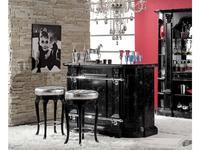 Mirandola: Arena: барная стойка  (черный, мрамор)