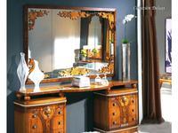 Solomando: Deluxe: зеркало  к столу туалетному (olivato)