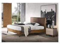Le Fablier: Fiori di Loto: кровать 160х200 Nirvana  (zenzero)