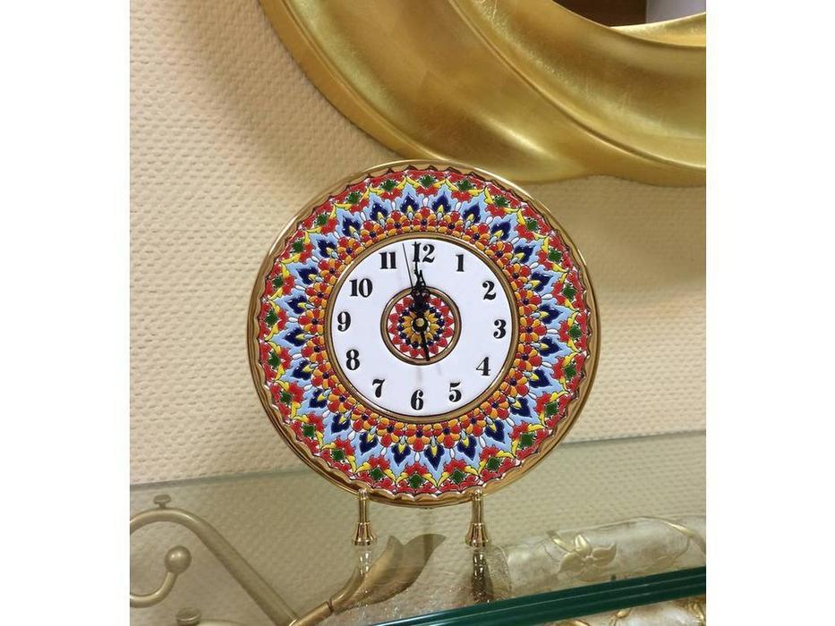 тарелка-часы