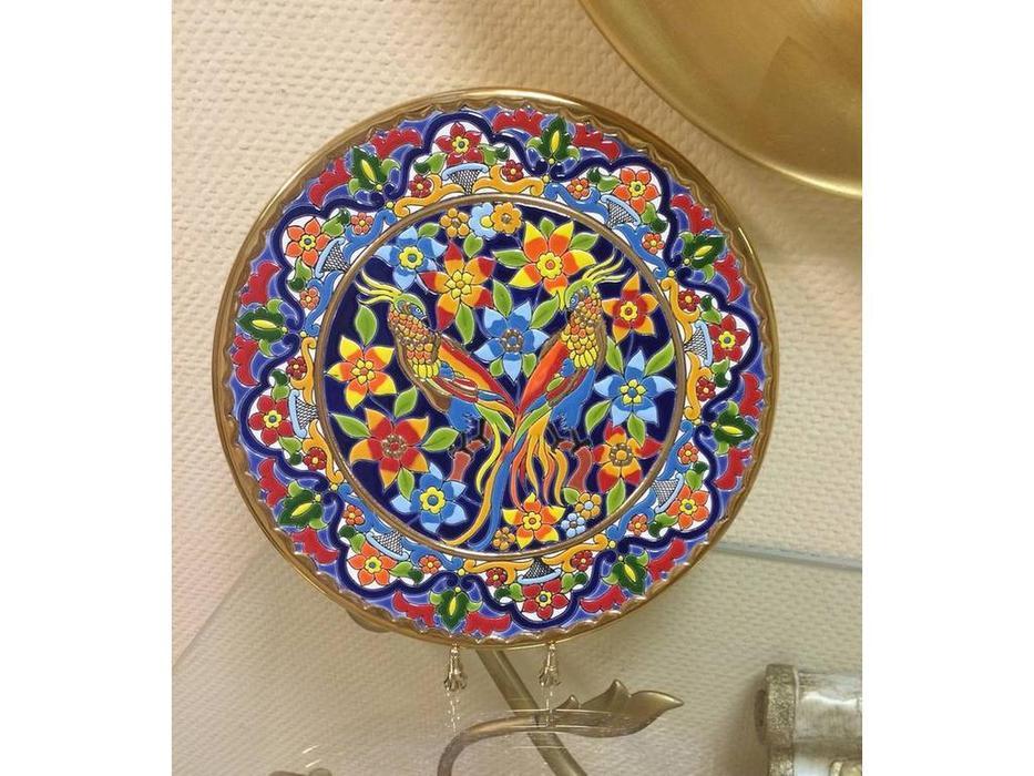 Cearco: Cercolon: тарелка декоративная  диаметр 35 см