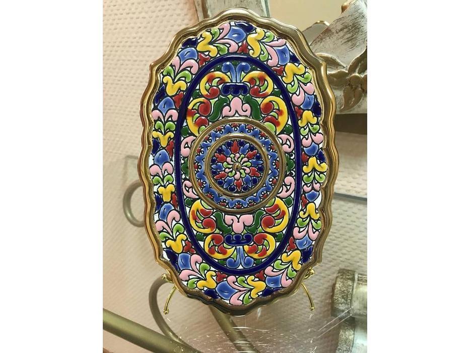 Cearco: Cercolon: тарелка декоративная овальная