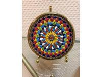 Cearco: Cercolon: тарелка декоративная  диаметр 11 см