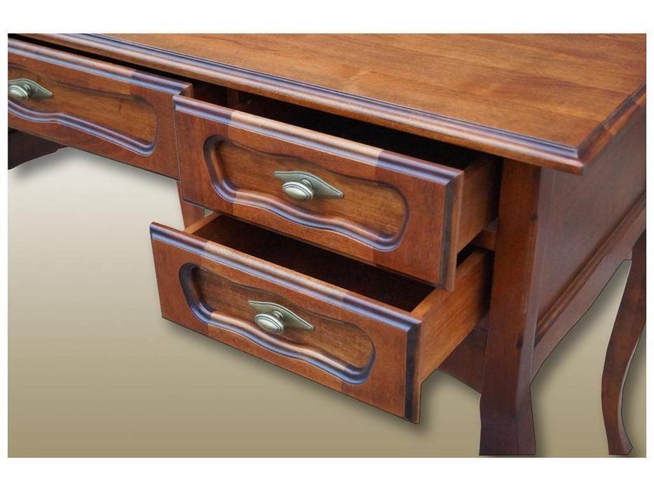 Ferro: стол письменный  (орех)