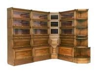 Ferro: библиотека (массив березы, лак)